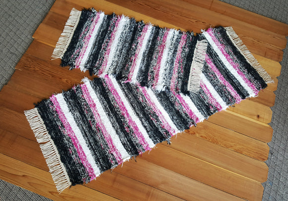 Kitchen Runner & Small Rug Set - 24