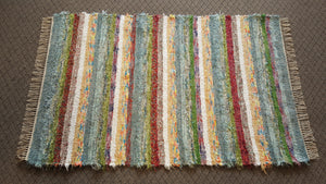 "Bedroom, Nursery, Entry Way or Dorm Room Rug - 4' x 6' 2""  Confetti"