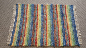 "Bedroom, Nursery, Entry Way or Dorm Room Rug - 4' x 5' 8""  Fiesta"