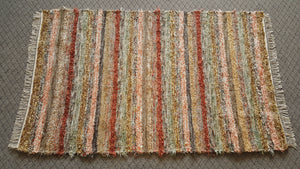 "Bedroom, Nursery, Entry Way or Dorm Room Rug - 4' x 6' 2""  Burnt Orange"