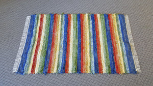 "Bedroom, Nursery, Entry Way or Dorm Room Rug - 4' x 6' 1""  Fiesta"