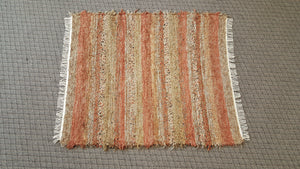 Bedroom, Nursery, Entry Way or Dorm Room Rug - 4' x 5' Burnt Orange