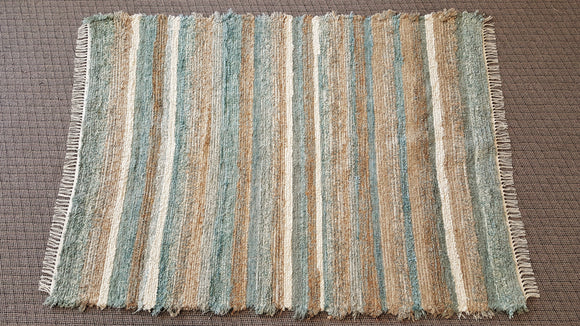 Living Room, Sunroom, Nursery or Family Room Rug -5' x 6' 11