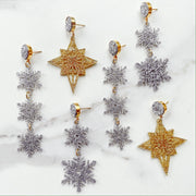 Christmas Party - Star of Bethlehem Earrings