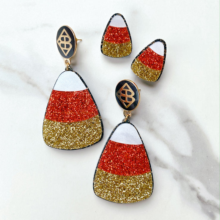 Halloween 2020 - Candy Corn Stud Earrings