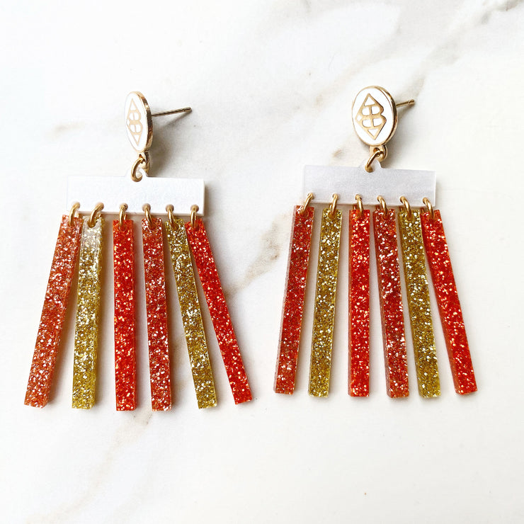 Fall 2020 - Mod Fall Earrings