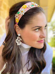 Crystal Daisy Headband (2 Colors)