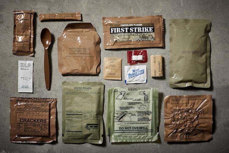 Wholesale Bulk MREs and combat rations
