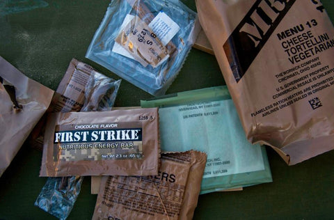 DISCOUNT MREs and RATIONS!