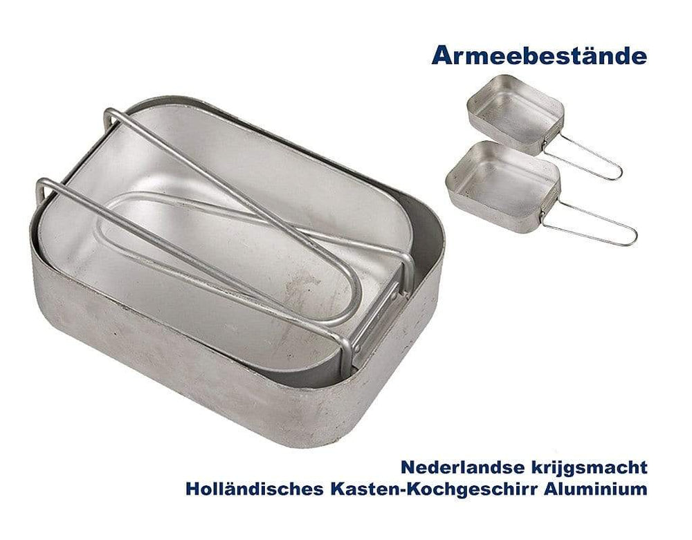 Dutch Army Mess Tin Set