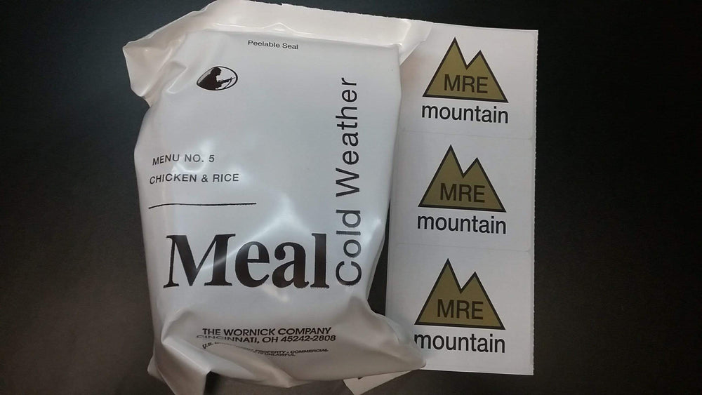 foreign MRE for sale military MREs meal ready to eat international ration rations combat ration where to buy MREs camping survival MREmountain ebay hiking outdoor ForeignMRE.com shop MRE info French German Spanish USA meal cold weather British Russian UK