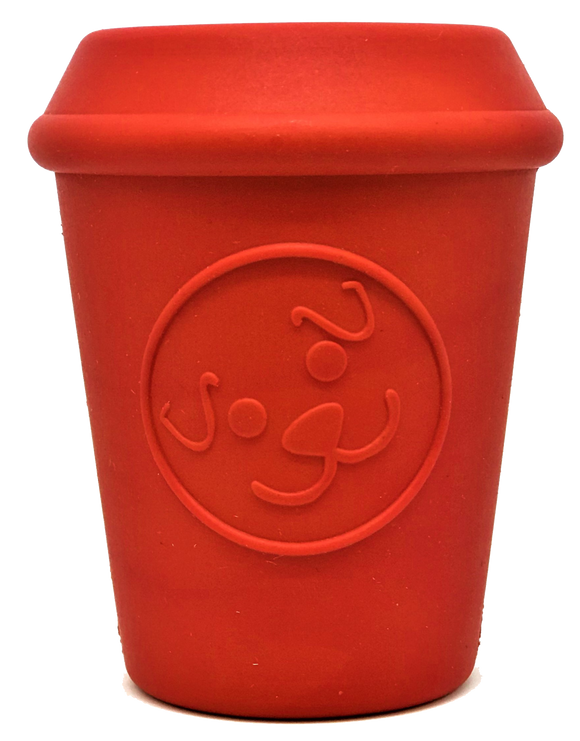 SodaPup Durable Rubber Coffee Cup