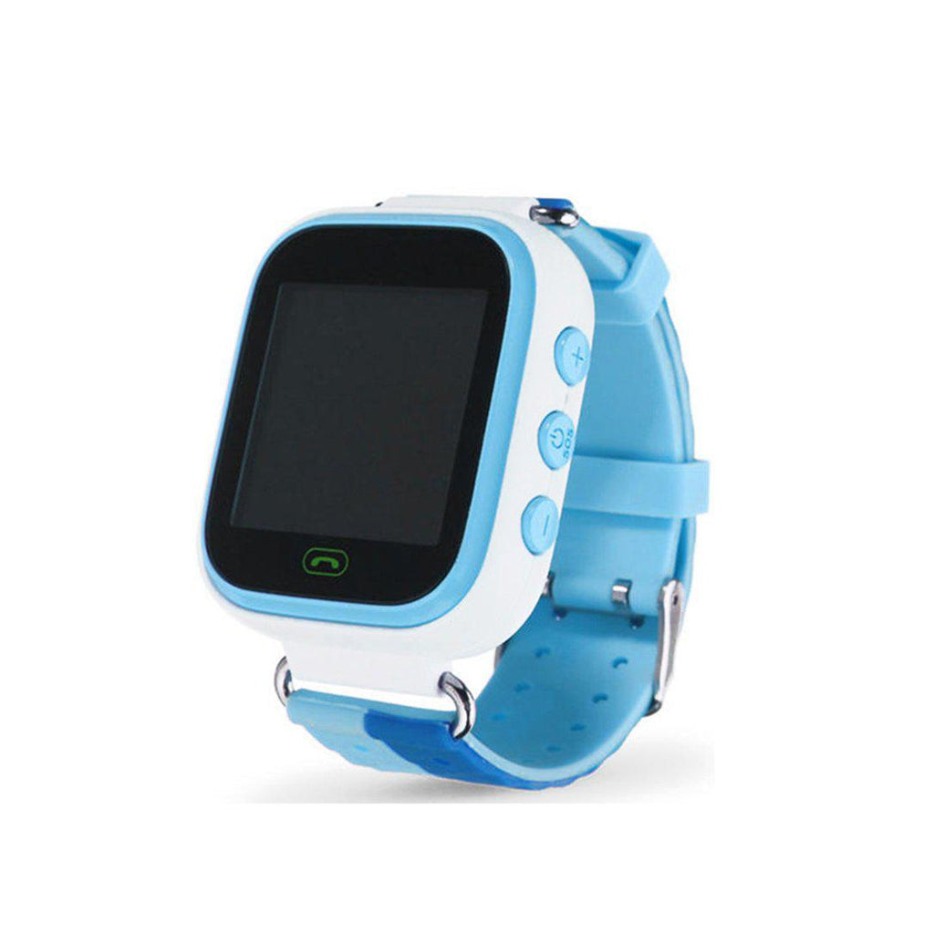 Cute Baby Kids GPS Smart Watch Wristwatch Phone SOS Call Location Anti Lost Tracker Watch