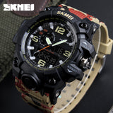 Sport Watches LED Digital Watches 30M Waterproof Multifunctional Wrist Watch with Alarm Clock