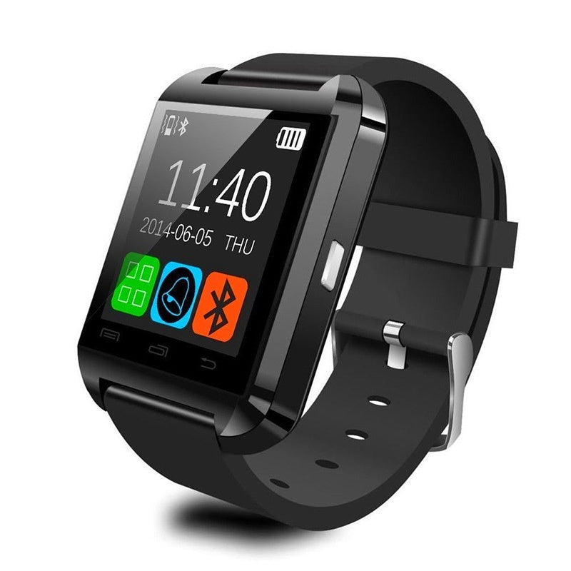 Bluetooth Smart Wrist Watch Mate For IOS Android iPhone Samsung HTC LG