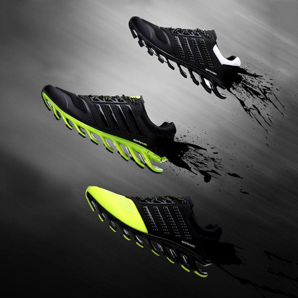 4d1c20413a26 Blade Sole Breathable Mesh Non-slip Cushioning Running Jogging Sports Shoes  RB Men s Shoes