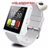 Bluetooth Smart U8 Bluetooth Touch Screen Waterproof Smart Watch for Android System