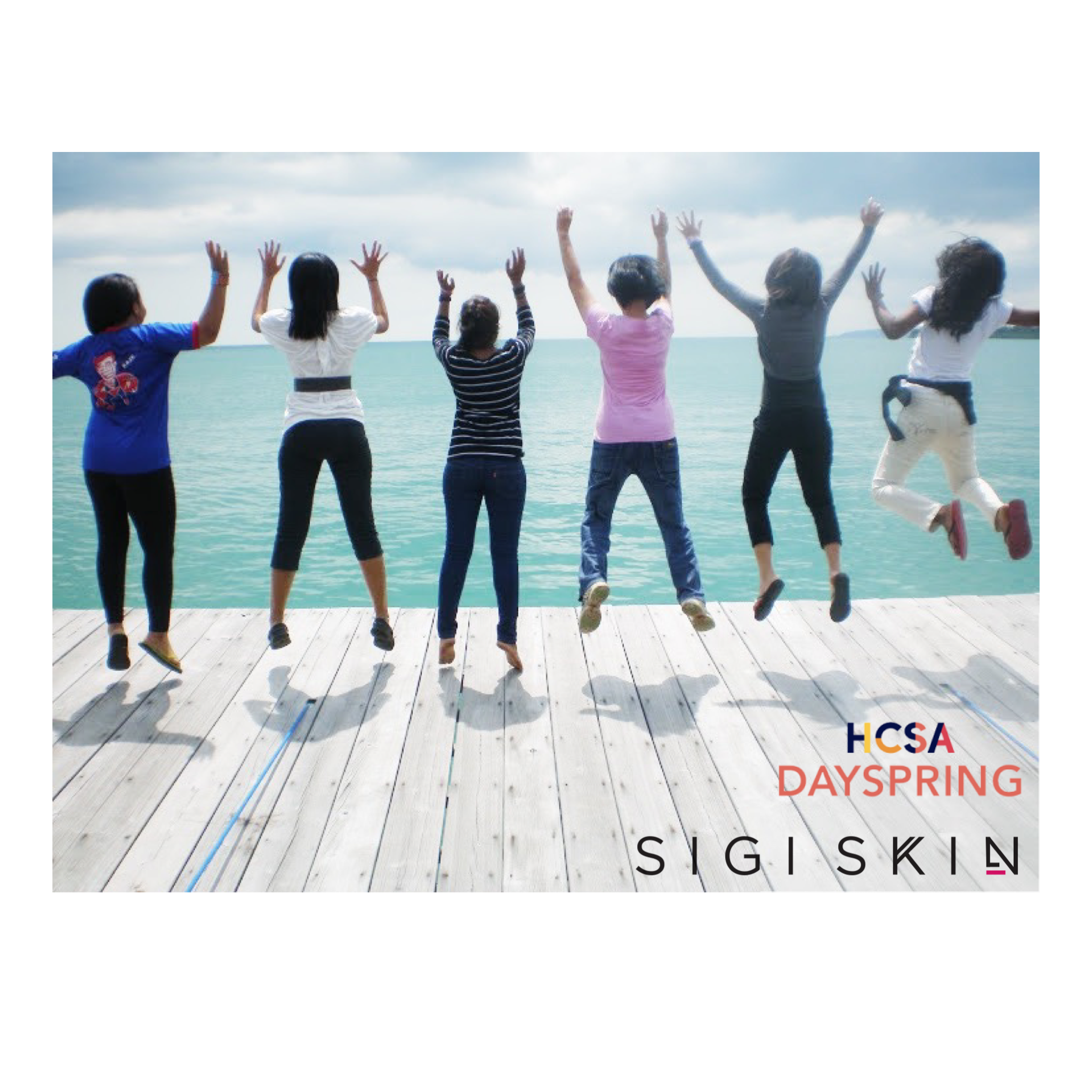 Sigi Skin collaborates with HCSA Dayspring to celebrate International Women's Day
