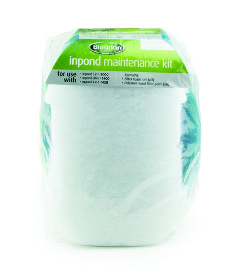 Blagdon Maintenance Kit Inpond Filters 6000/9000