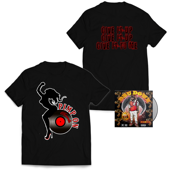 Dru Down - Shirt & CD Bundle