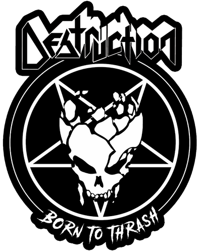 Destruction - Born To Thrash Patch