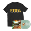 ERRA - Augment Coke Bottle Clear 2LP Vinyl + T-Shirt Bundle