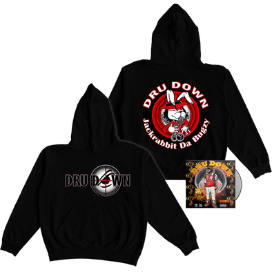 Dru Down - Hoodie & CD Bundle