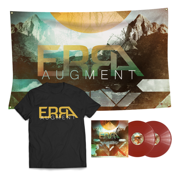 ERRA - Augment Crimson 2LP Vinyl Mega Bundle