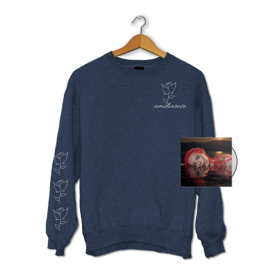 Ameliarose Sweatshirt + CD