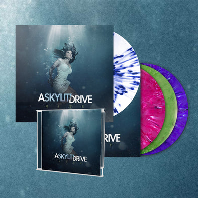 "A Skylit Drive ""Rise"" Vinyl + CD Bundle"