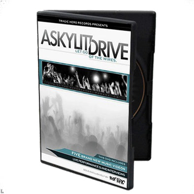 "A Skylit Drive ""Let go of the wires"" DVD"