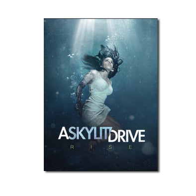 "A Skylit Drive ""Rise"" Album Poster"