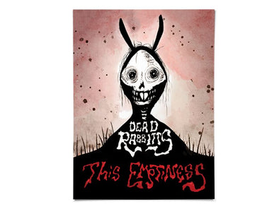 "Dead Rabbitts ""This Emptiness"" 18x24 Album Art Poster"