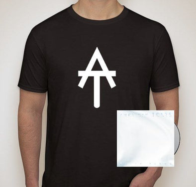 American Tears - Album Shirt and CD Bundle