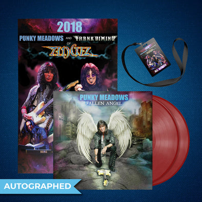 Angel/Punky Meadows Mega Fan Bundle (AUTOGRAPHED)