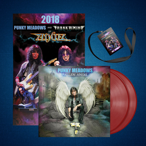 Angel/Punky Meadows Mega Fan Bundle