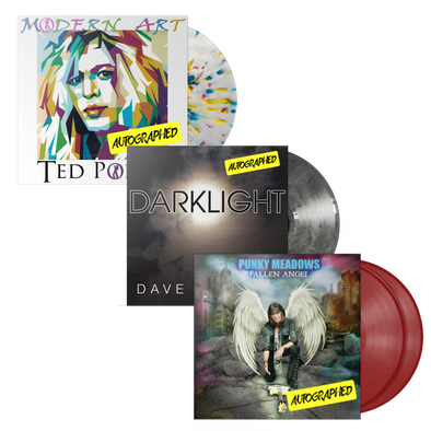 Deko Entertainment - Autographed Vinyl Bundle