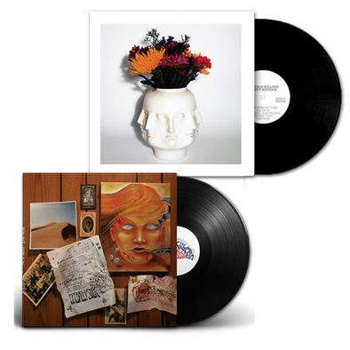 Buffalo Killers Fireball Of Sulk & Heavy Reverie Vinyl Bundle