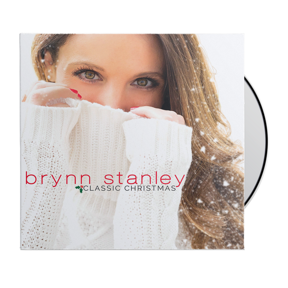 Brynn Stanley - Classic Christmas Autographed CD