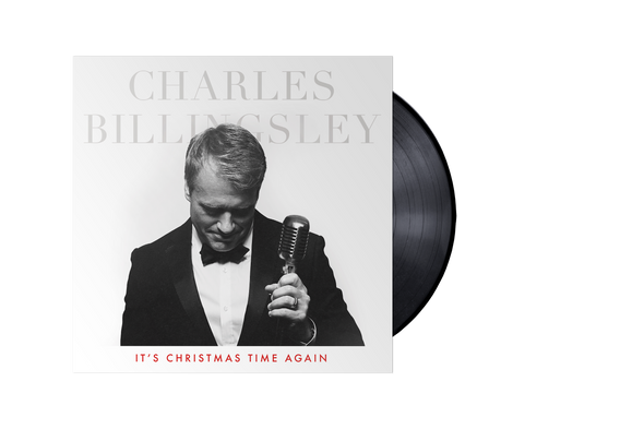 Charles Billingsley  - It's Christmas Time Again Autographed Vinyl