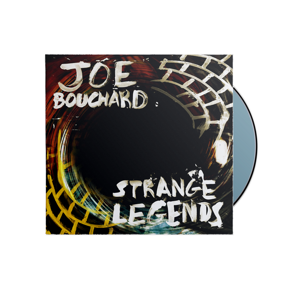 Joe Bouchard - Strange Legends Mega Bundle (Autographed)