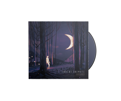 "Invent, Animate ""Everchanger"" CD"