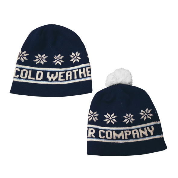 Cold Weather Company Beanie