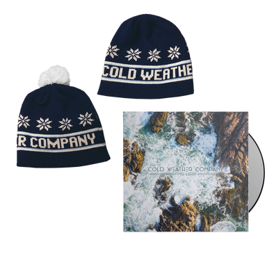 Cold Weather Company - Find Light CD + Beanie Bundle *Pre-Order*