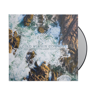 Cold Weather Company - Find Light CD *Pre-Order*