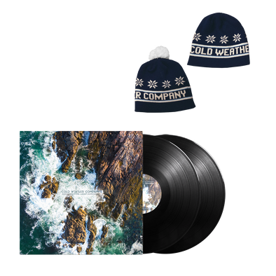 Cold Weather Company - Find Light 2LP + Beanie Bundle