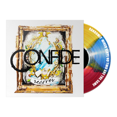 "Confide ""Recover"" Random Color Vinyl"