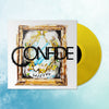 "Confide ""Recover"" Transparent Yellow Vinyl"