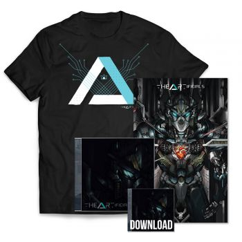 "The Artificials ""Crest"" Shirt Bundle"