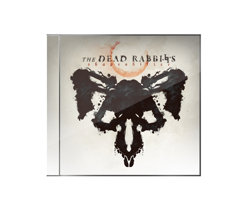 "Dead Rabbitts ""Shapeshifter"" Album (CD) Digipak"